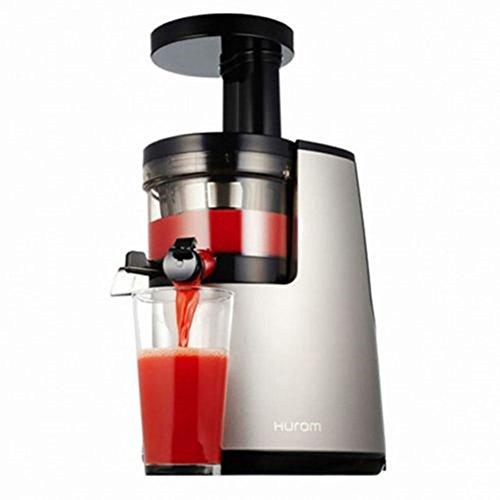 Hurom HH-SBF11 Slow Juicer Extractor Fruit Vegetable Citrus mixer Blender 220V Silver&Black (Blender Hurom compare prices)