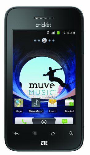 ZTE X500 Score Prepaid Android Phone (Cricket)