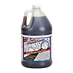 Bare Ground Solutions BGS-1 Liquid Snow and Ice Melt Gallon Solution (Discontinued by Manufacturer)