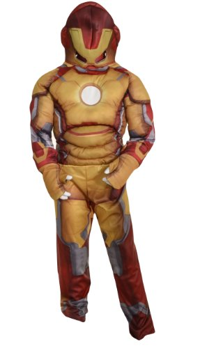 Marvel Avengers Iron Man 3 Toddler Costume Set