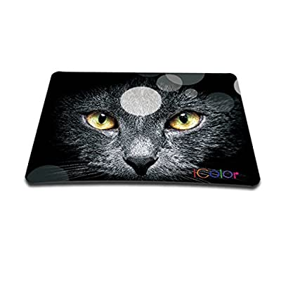Cool Cat Waterproof Anti-Slip Mouse Pad Mice Pad Mat Mousepad For Optical Laser Mouse MP-031