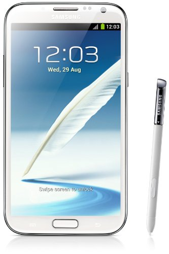 Samsung Galaxy Note II, Bianco Ceramico [Italia]