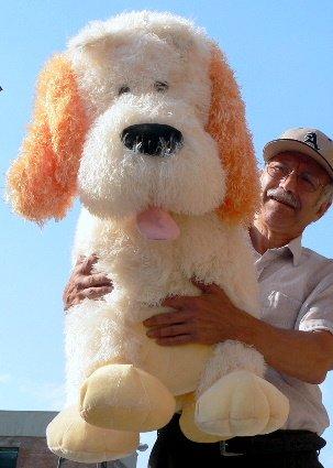 Buy 36″ BIG SOFT GIANT STUFFED PUPPY DOG – SQUISHY SOFT STUFFED ANIMAL CANINE CUTIE TOY GIFT