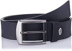 Dandy AW 14 Black Leather Men's Belt (MBLB-263-M)