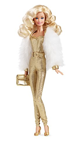 Barbie-Mueca-golden-dream-Mattel-DGX88