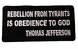 Jefferson tyranny