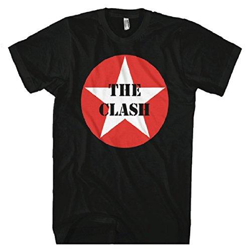 Clash Star Logo Black