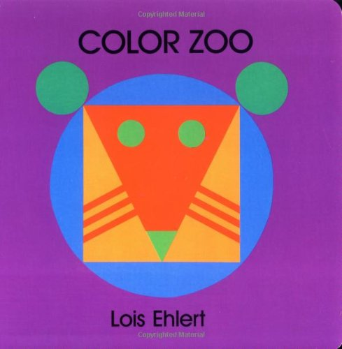 Color Zoo Board Book front-732485