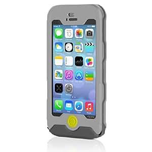 Incipio IPH-952 Atlas Wasserdichte Tasche für Apple iPhone 5/5S Haze grau/anthrazit grau