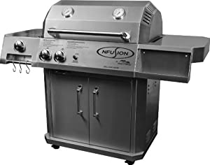 Masterbuilt All Stainless Steel Nfusion Cooking Grill from Masterbuilt