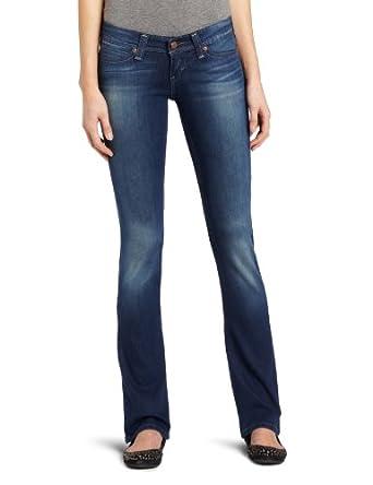 Levi's Juniors Modern Demi Curve Skinny Boot Cut Jean, Mineral Blue,24 x32