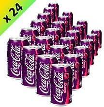 Comprar Cherry lata de refresco, 24unidades, 24x Pulp Fiction