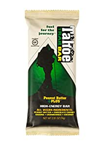 Tahoe Trail Bar Peanut Butter Plus, 2.61 Ounce (Pack of 16)
