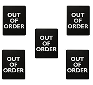 Out of order sign for bathroom stalls 5 Printable bathroom out of order sign