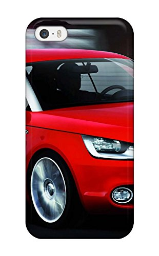 Premium Durable Audi A1 4 Door Fashion Tpu Iphone 5/5S Protective Case Cover