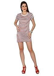 The Cotton Company Women's Bogota Dress - Scarlet - L