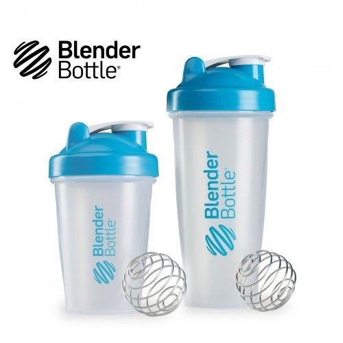 New Genuine 28Oz + 20Oz Aqua Classic Blender Bottle Sundesa Blenderbottle Fitness Water Bottle Shaker Cup For Protein Shakes And Other Powder Supplements With Stainless Steel Wire Whisk Blenderball 2-Pack