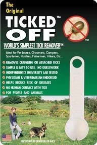 Tick Remover - World's Simplest Tick Remover by Ticked Off by Ticked Off