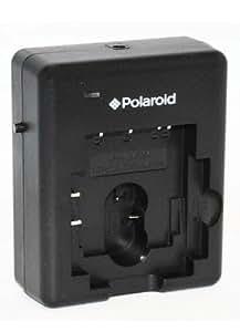 Chargeur universel de batterie d'appareil photo et de caméscope par Polaroid pour Kodak (KLIC-5001, 7000, 7001, 7002, 7003, 7004, 8000)