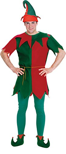 Rubie's Costume Co Men's Elf Tunic