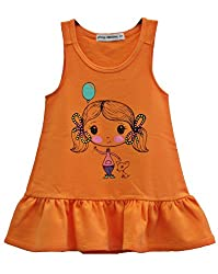 TheTickleToe Baby New Born Girl Cotton Vest Tunic 18 Months - 2 Years