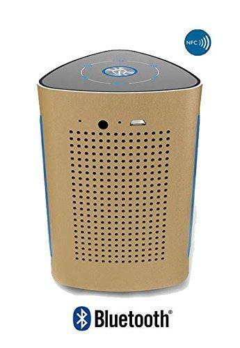 Enceinte Vibrante Bluetooth & NFC Adin Haut Parleur sans fil Kit mains libres 36 W BT300D