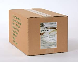 Epsom Salts (Medical Grade) 10kg Pack - Free Next Day Delivery