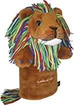 Winning Edge Pro Signature Novelty Headcovers--John Daly Lion