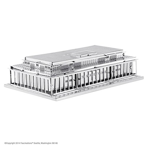 Metal Earth 3D Metal Model - Kennedy Center Building - 1