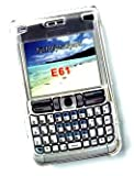 Ukdapper - Clear Crystal case For Nokia E61