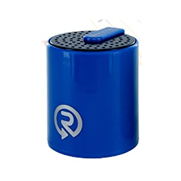 Replay Audio Rechargeable Mini Speaker - Blue