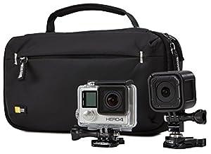 Case Logic TBC-413 Slim Action Camera Case (Black)