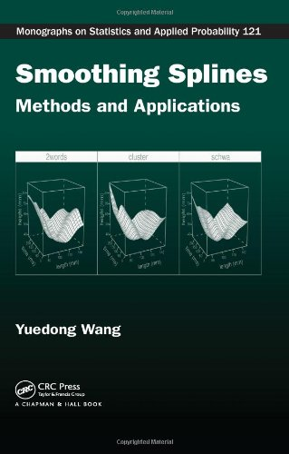 Smoothing Splines: Methods and Applications (Chapman & Hall/CRC Monographs on Statistics & Applied Probability)