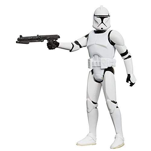Star Wars Rebels Saga Legends Clone Trooper Figure