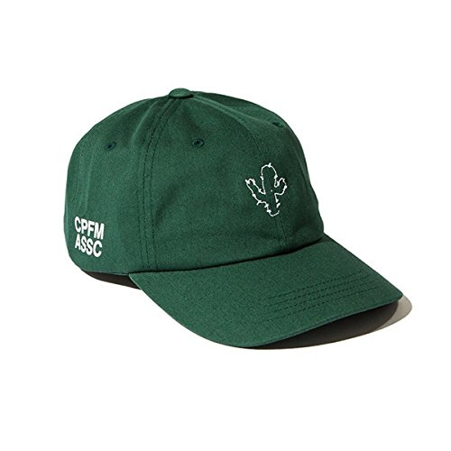 Travis Scott Unisex Cotton Hats Adjustable Peaked Cap Green One Size