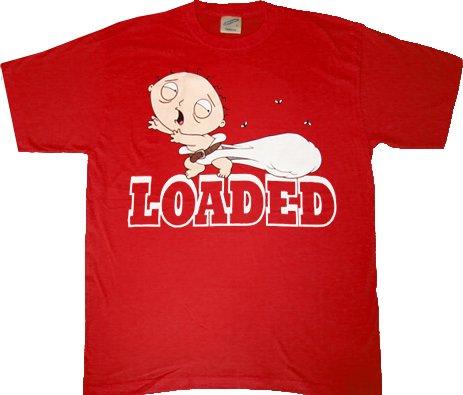 Loaded Diaper T-Shirt
