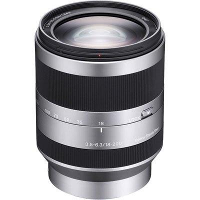SONY 高倍率ズームレンズ E 18-200mm F3.5-6.3 OSS SEL18200