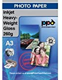 A3 Glossy Photo Paper 260g X 50 Sheets