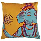 Koko Bazaar Decorative Pillow 91248 - Yellow - 22