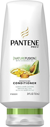 Pantene Pro-V Nature Fusion Smoothing Conditioner with Avocado Oil 24 fl oz (Pantene Nature Fusion Conditioner compare prices)