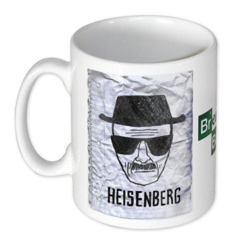 Breaking Bad Mug Heisenberg Wanted
