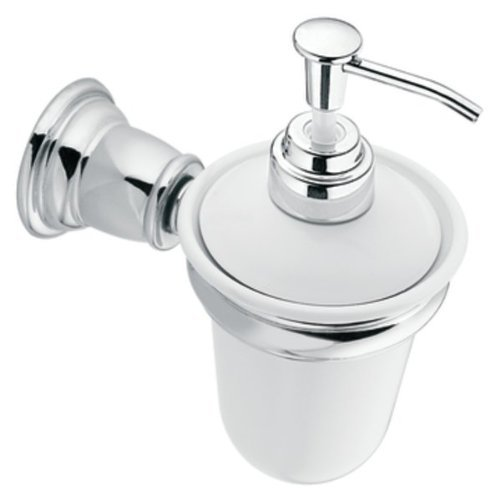 Moen YB5466CH Kingsley Soap and Lotion Dispenser ChromeB001D0N63Y