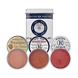 Three Luscious Layers of Lip Balm