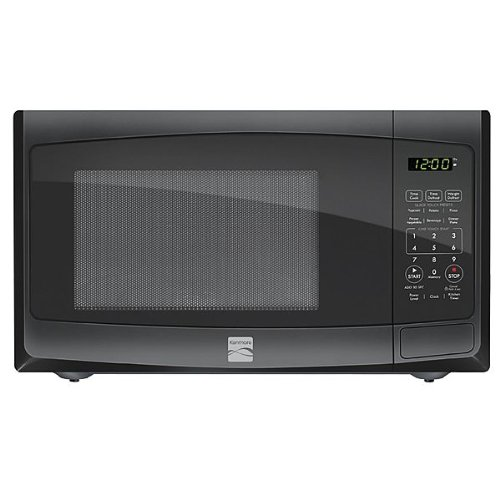 Kenmore 0.9 cu. ft. Countertop Microwave Black 73099 (Kenmore Microwave Black compare prices)