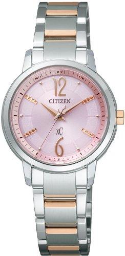 CITIZEN (シチズン) 腕時計 xC クロスシー Eco-Drive エコ・ドライブ 電波時計 XCB38-9102 レディース