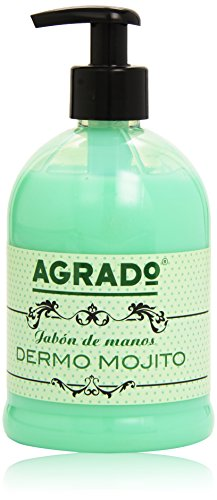 AGRADO - JABON MANOS mojito 500 ml-unisex
