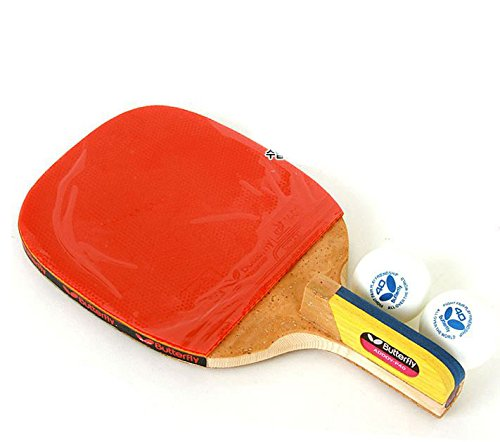 Butterfly ADDOY P40 Table Tennis Racket Penholder Paddle Pin