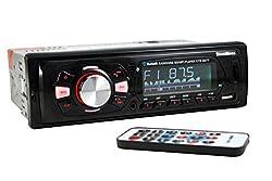 SoundBoss SB-48 Bluetooth Wireless With Phone Caller Id Receiver Car Media