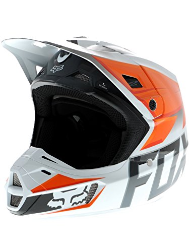 Fox Orange 2015 V2 Race MX Helmet