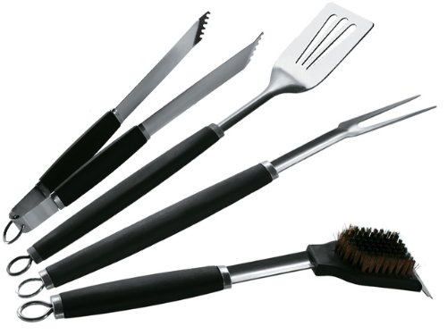 Barbecue Pro 4 piece Deluxe Toolset